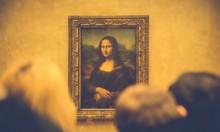 هل رسم دافنشي مخططا أوليا للموناليزا بالفحم؟
