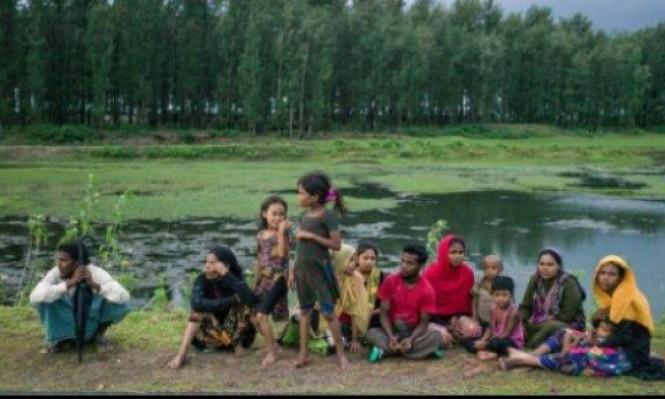 بورما: تهجير الروهينغا يتواصل وتجمع ألفي نازح على الحدود