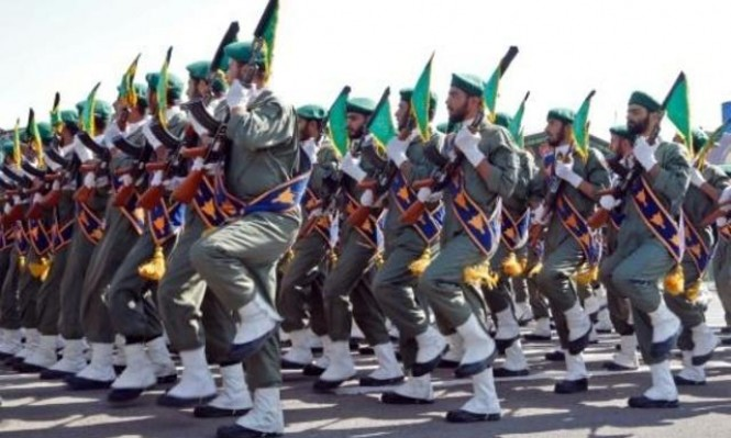 مناورات مشتركة إيرانية عراقية ردا على استفتاء كردستان