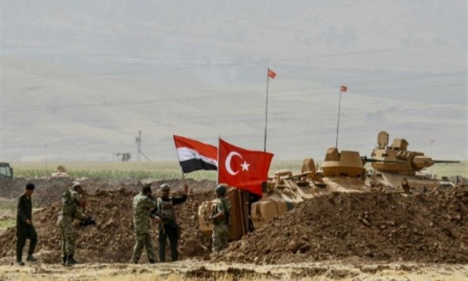 العبادي لا يستبعد التدخل العسكري المشترك في كردستان
