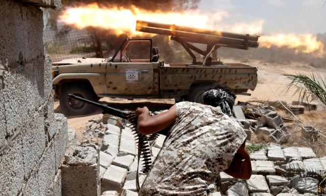 26 قتيلا و170 جريحا بمعارك صبراته الليبيبة