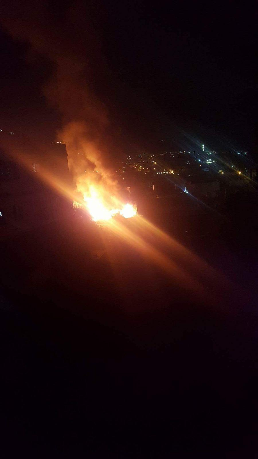 حريقان في كفر مندا ومجد الكروم
