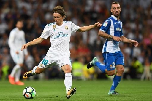 إيسكو يقود ريال مدريد لتخطي إسبانيول
