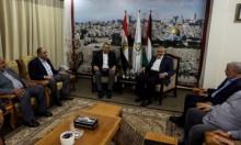 وفد أمني وسفير مصر بإسرائيل يصلون قطاع غزة
