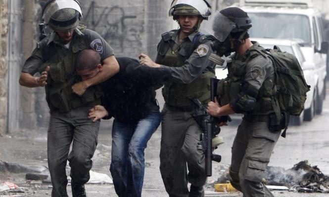 14 ألف حالة اعتقال لفلسطينيين خلال هبة القدس