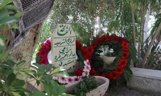 هبة أكتوبر: زهور على أضرحة الشهداء