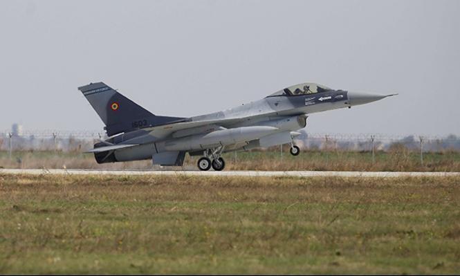 تدريب مشترك لسلاحي الجو المصري والإسرائيلي