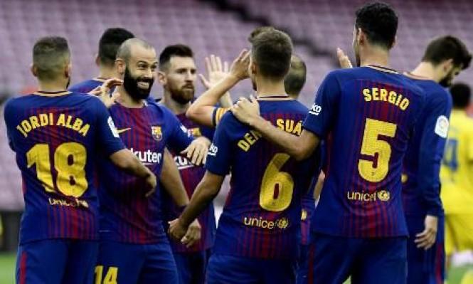 بغياب الجماهير: برشلونة ينتفض أماملاس بالماس
