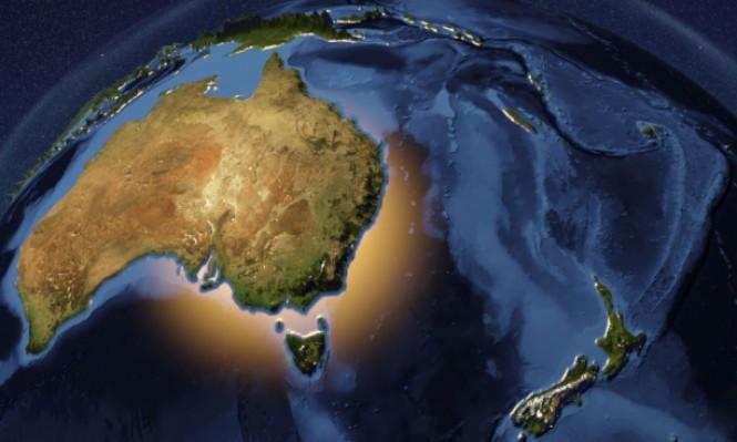 زيلانديا: القارة الثامنة المخفية