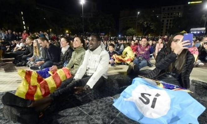 استفتاء كتالونيا: 761 مصابًا وترقب النتائج بعد إغلاق الصناديق