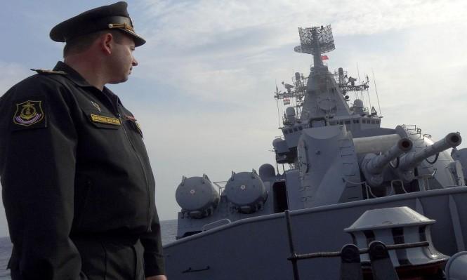 مقتل قائد لواء مشاة بحرية روسي في سورية