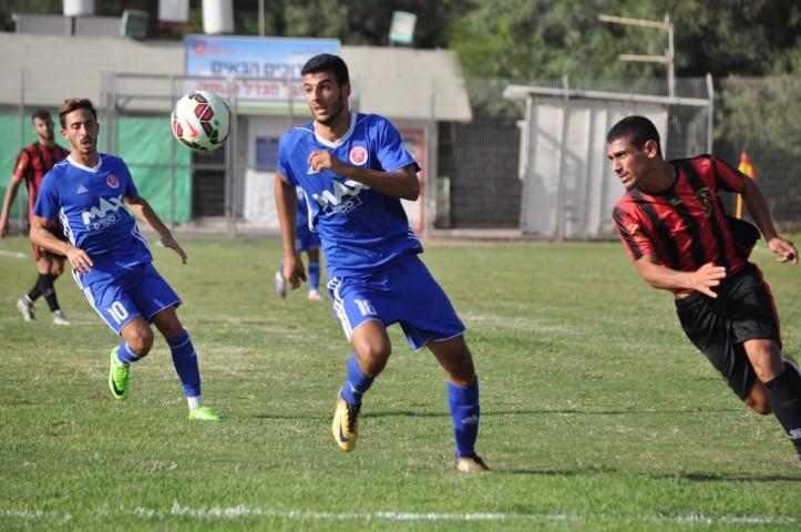 هـ. شفاعمرو يفوز وينتقل للمرحلة المقبلة من كأس الدولة