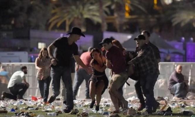 شرطة لاس فيغاس: القاتل أطلق النار على نفسه قبل وصولنا
