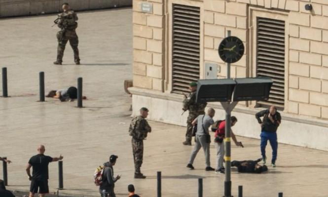 """هجوم مرسيليا: لا علاقة بين المنفذ و""""داعش"""""""