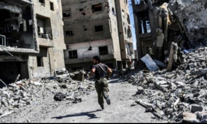 قسد تحاصر أحد آخر معاقل داعش في الرقة