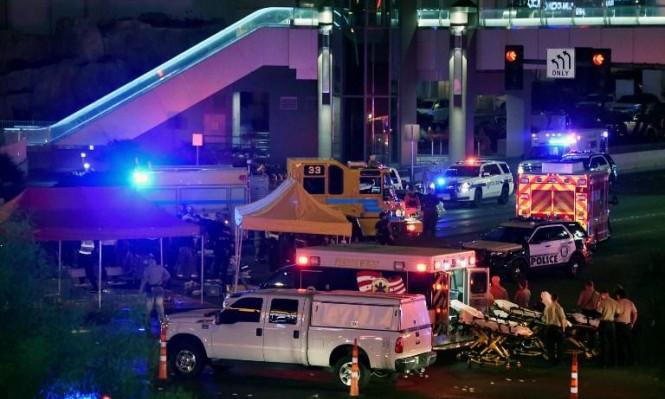 هجوم لاس فيغاس: ارتفاع عدد الضحايا إلى 58 قتيلًا