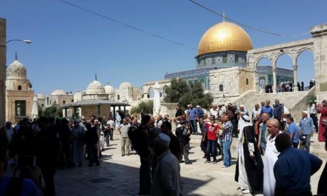 الأوقاف تدعو العرب لزيارة القدس وحماية الأقصى
