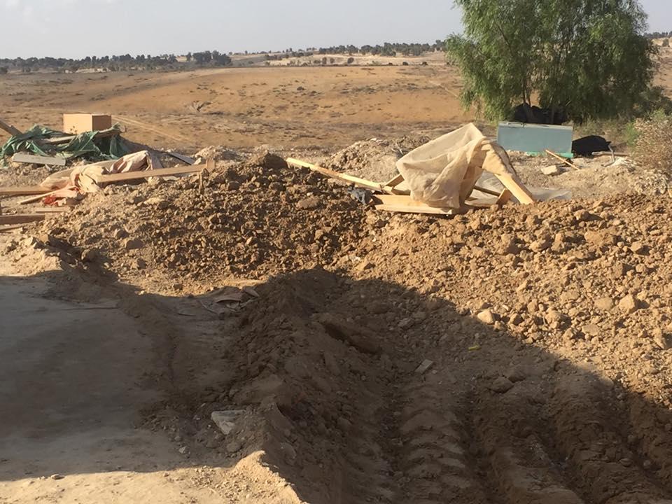 النقب: هدم قرية العراقيب للمرة الـ119