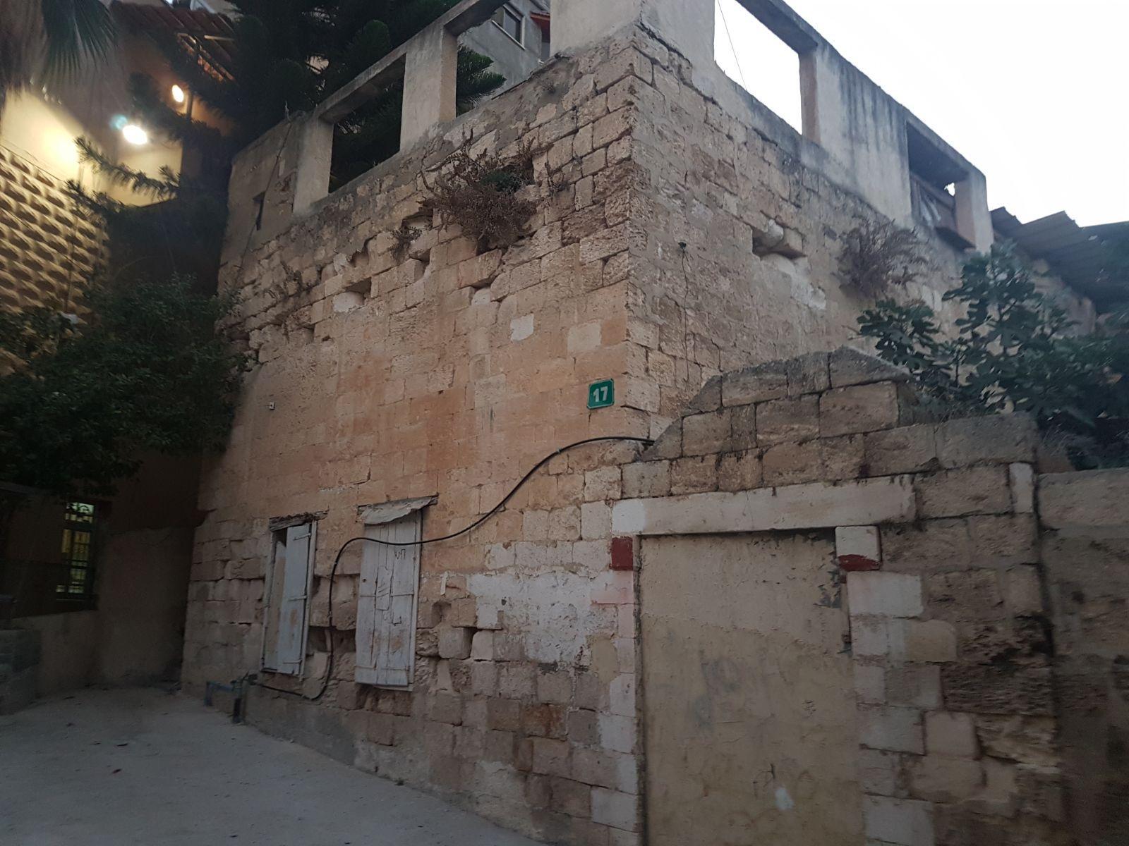 الناصرة: بيع منزل بالبلدة القديمة لمستثمر يهودي
