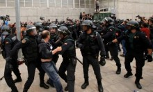 كتالونيا تعلن الإضراب بعد الاستفتاء