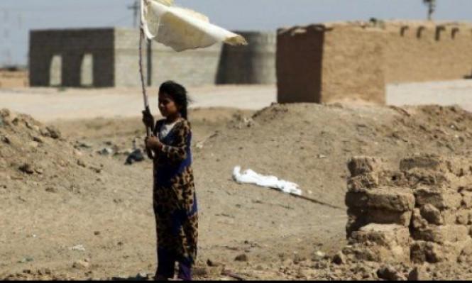 العراق: نزوح أكثر من 12 ألفا من الحويجة