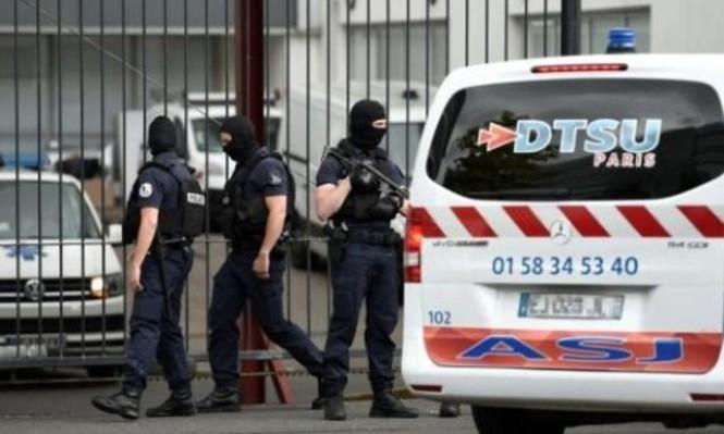 """اعتقال 5 مشتبهين بـ""""الإرهاب"""" بضبط عبوة ناسفة بباريس"""
