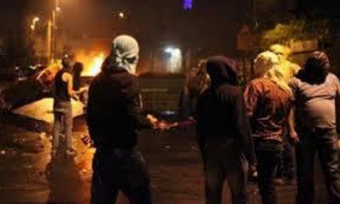 مستعربون يختطفون 8 مقدسيين وجرحى برصاص الاحتلال