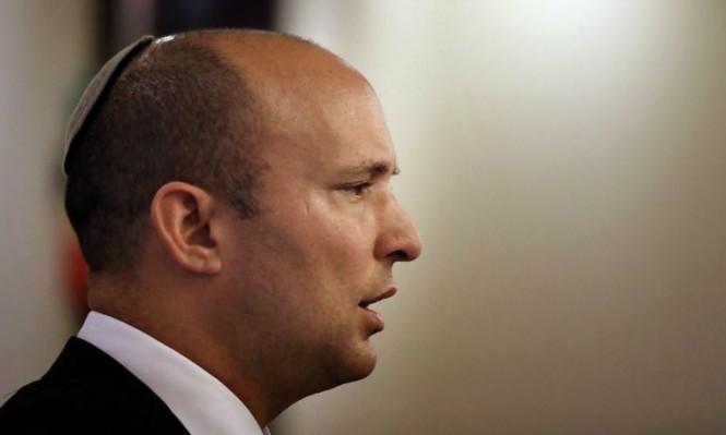 بينيت يطالب بوقف تحويل أموال الضرائب للفلسطينيين