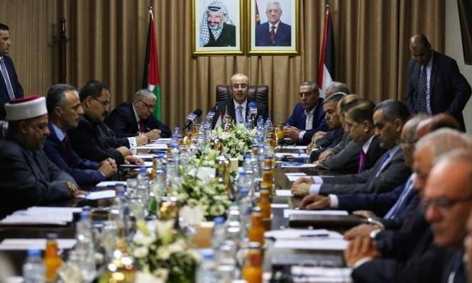 غزة: حكومة الوفاق تعقد أول اجتماع منذ ثلاث سنوات