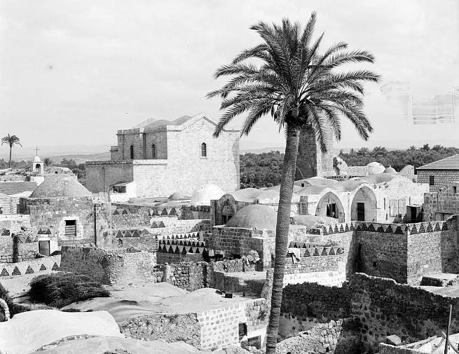 الآثار العربية في اللد: طمسٌ بعد تعتيم