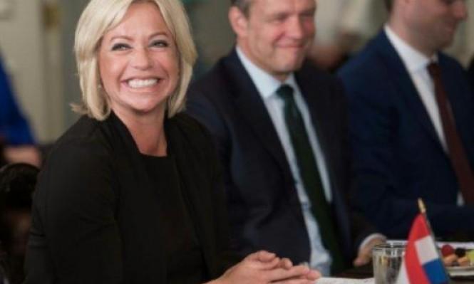 استقالة وزيرة الدفاع الهولندية بسبب مقتل جنديين