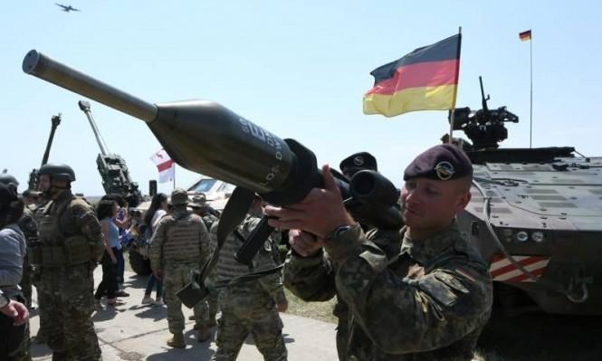 برلين تنهي نقل قواتها من تركيا إلى الأردن