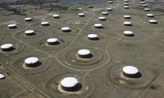 هبوط حاد في مخزونات النفط الأميركية