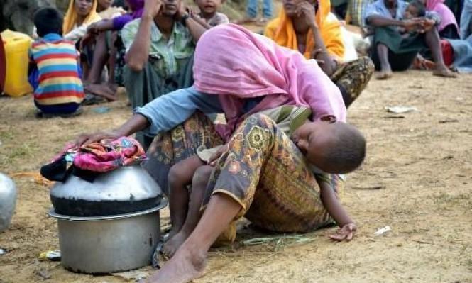 منظمات إغاثة: الروهينغا بحاجة لـ400 مليون دولار خلال 6 شهور
