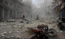طائرات روسية تقتل مدنيين سوريين حاولوا عبور الفرات