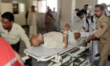 18 قتيلا بتفجير انتحاري في باكستان