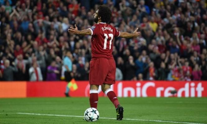 ليفربول: محمد صلاح أفضل لاعب لشهر أيلول