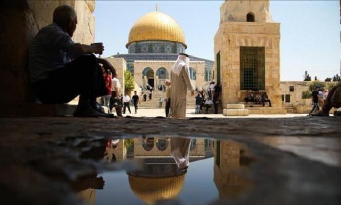 الأوقاف تدين حكما قضائيًا يمنع الأطفال الفلسطينيين من اللعب في باحات الأقصى