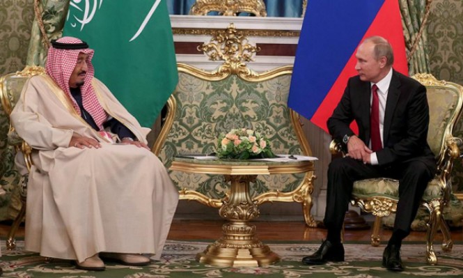 توقيع حزمة اتفاقيات في القمة السعودية الروسية