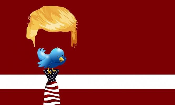 ترامب يواصل التغريد: من ينشر على حساب الرئيس؟