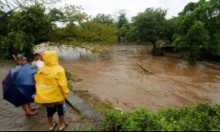 مصرع 20 شخصا في عاصفة استوائية في أميركا الوسطى