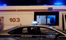 روسيا: مصرع 19 شخصا في حادث تصادم قطار بحافلة