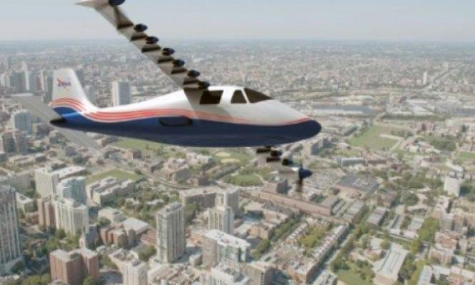 """""""زونوم"""" تعلن عن طرح طائرة كهربائية عام 2022"""
