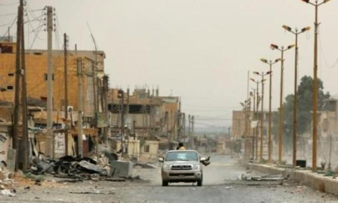 قوات النظام تدخل مدينة الميادين بغطاء جوي روسي