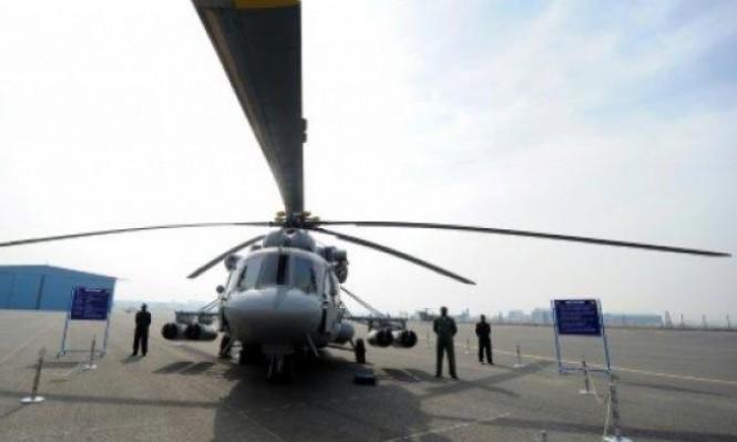 مقتل سبعة عسكريين في تحطم مروحية عسكرية هندية