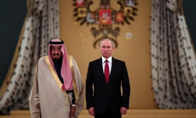 ملك السعودية: توافق آراء مع بوتين يمهد لتوسيع العلاقات