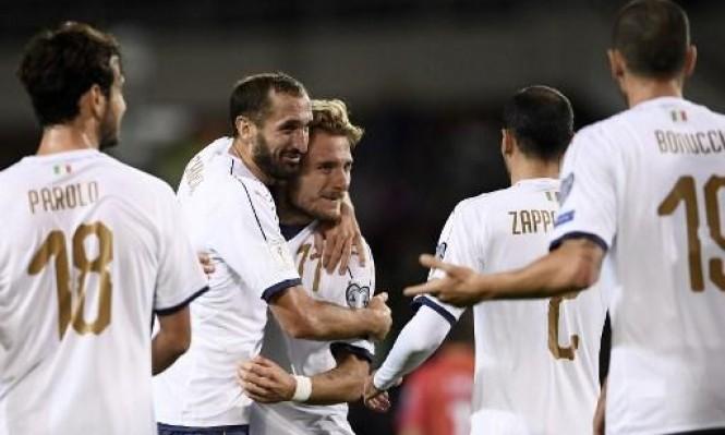 مقدونيا تفرض التعادل أمام إيطاليا