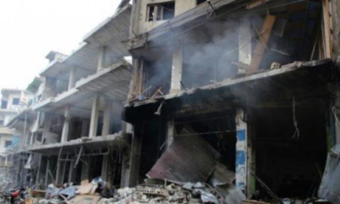 مقتل 14 مدنياً بغارات روسية شرقي سورية