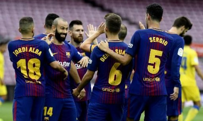 """رئيس """"الليغا"""" يحسم مصير برشلونة حال استقلال كاتالونيا"""