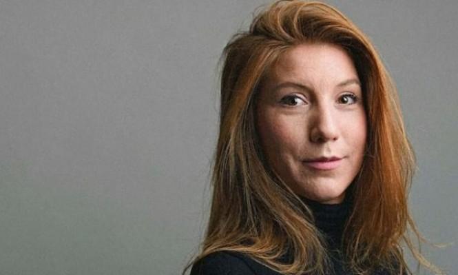 العثور على رأس وساقي الصحافية السويدية